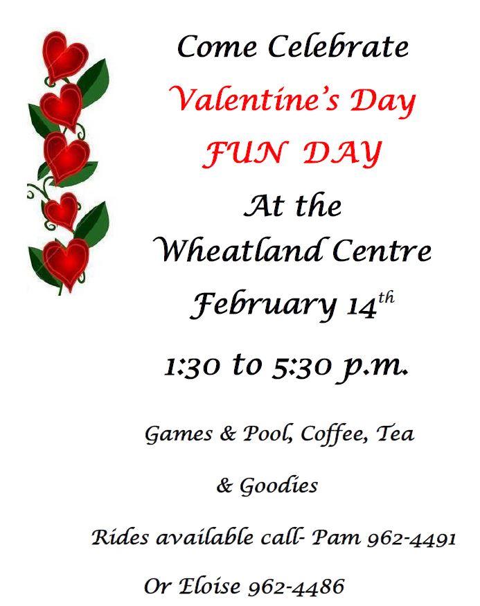 Valentine's Day Fun Day