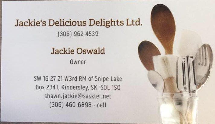 Jackie's Delicious Delights