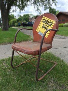 Town Garage Sale