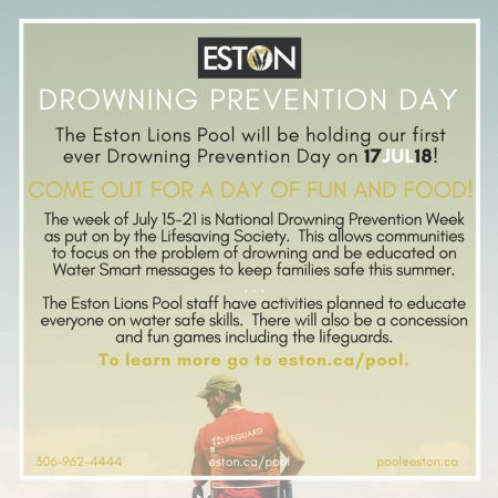 Drowning Prevention Day