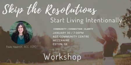 Living Intentionally Workshop