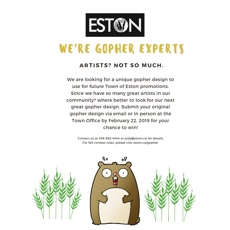 Gopher Design Competition