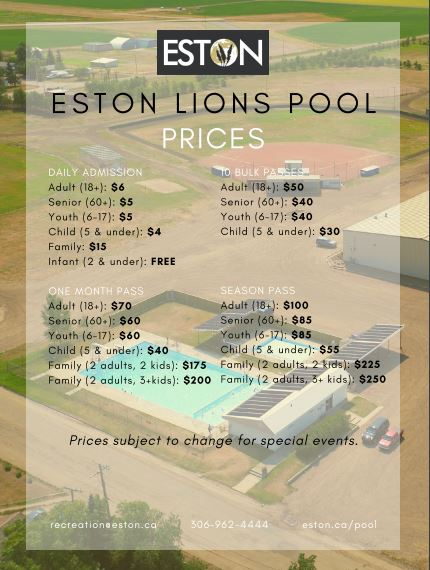 Pool Prices