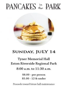 Pancakes in the Park