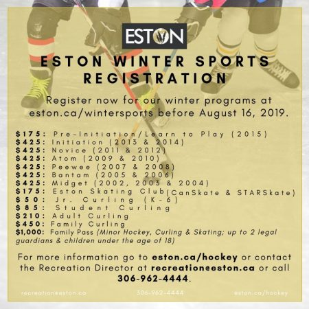 Hockey Registration