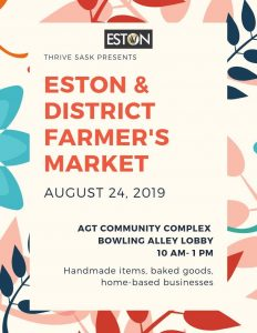 Eston and District Farmer's Market