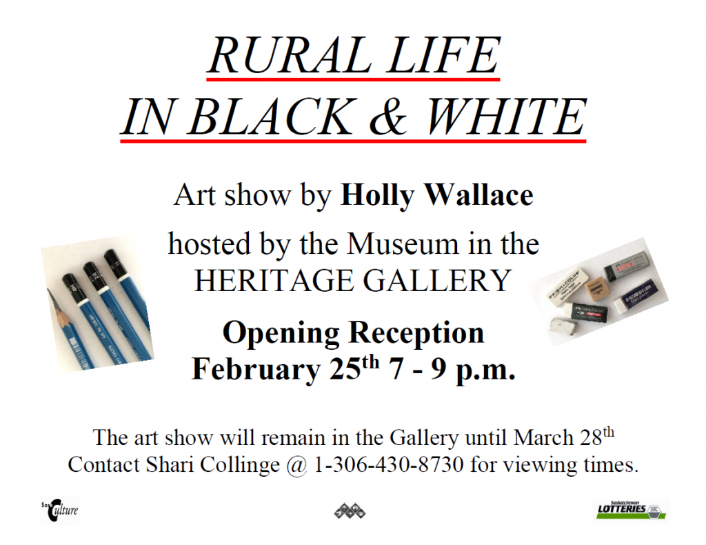 Holly Wallace Art Show