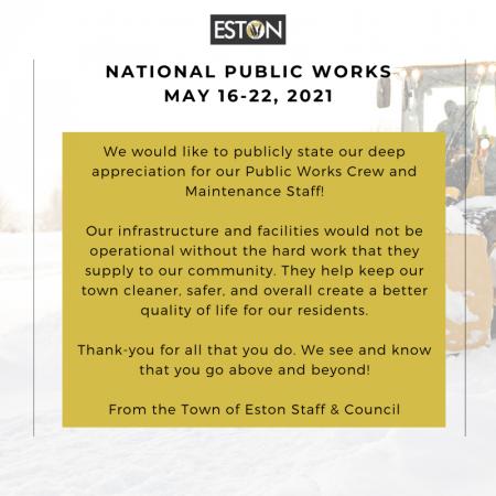 Public Works Week